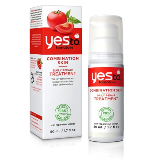 Yes to Tomatoes Daily Repair Treatment 50ml for Combination Skin