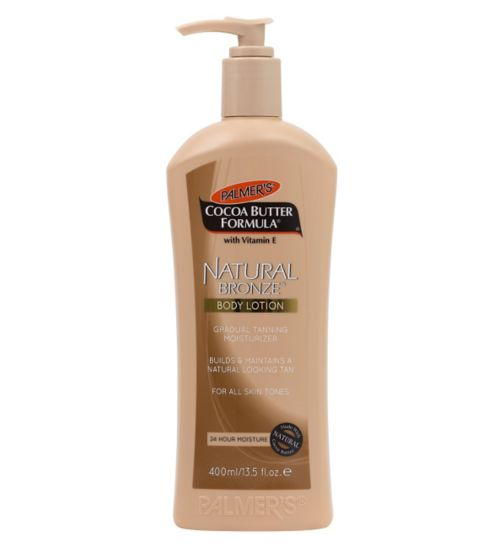Palmer's Cocoa Butter Formula Natural Bronze Gradual Tanning Lotion 400ml