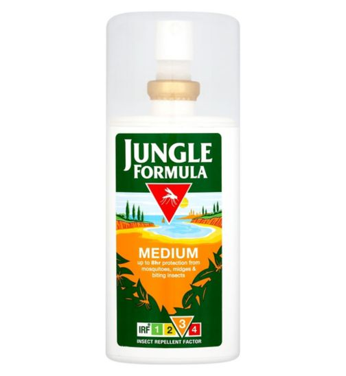 Jungle Formula Pump Spray Medium - 90ml