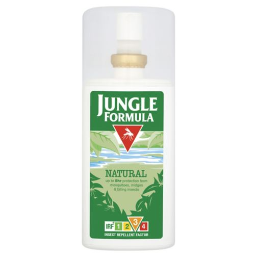 Jungle Formula Pump Spray Natural - 90ml