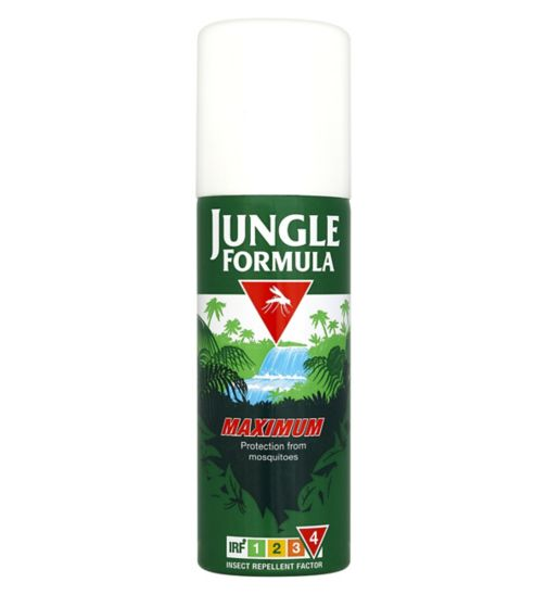 Jungle Formula Aerosol Spray Maximum - 150ml