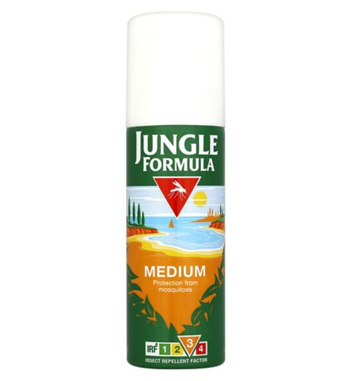 Jungle Formula Aerosol Spray Medium - 150ml