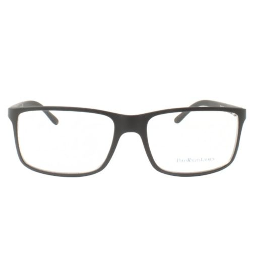 90d5f7c62748 Polo by Ralph Lauren PH2126 Men's Glasses - Black