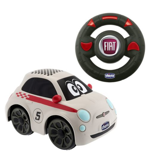 Chicco Fiat 500 Radio Controlled Sport Car
