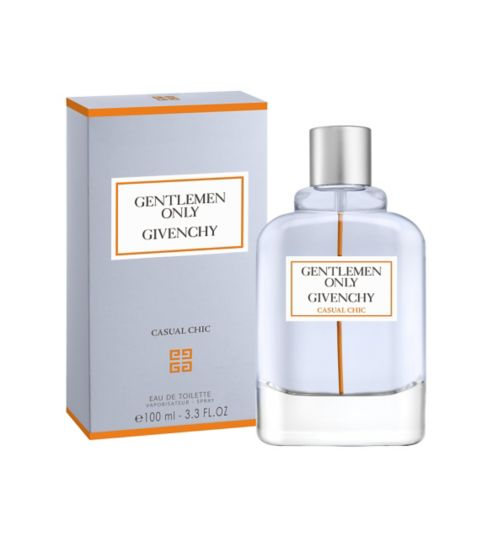 Givenchy Gentlemen Only Casual Chic Eau de Toilette 100ml