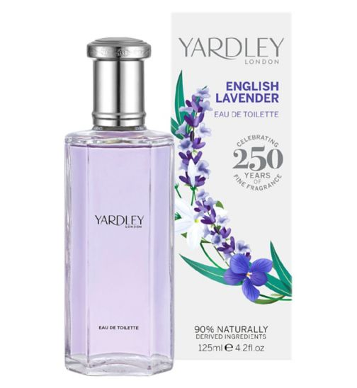 Yardley English Lavender Eau de Toilette 125ml