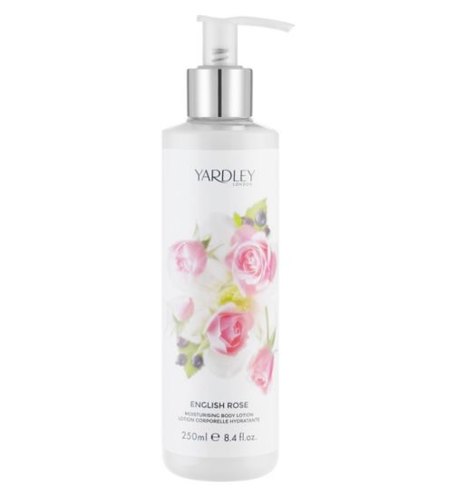 Yardley English Rose Body Lotion 250ml