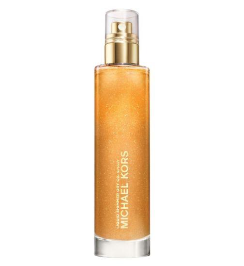 Michael Kors Liquid Shimmer Dry Oil Spray 95ml
