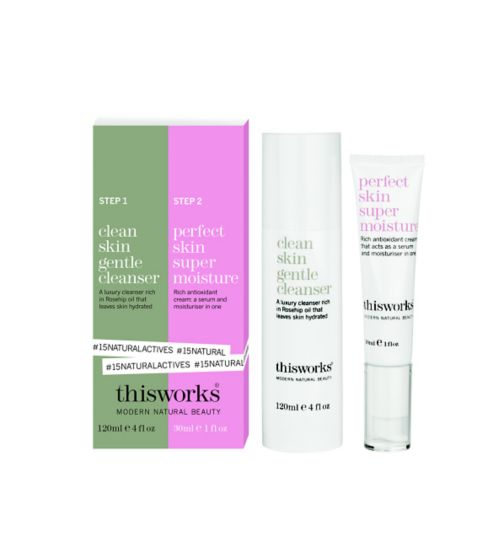 This Works natural actives kit