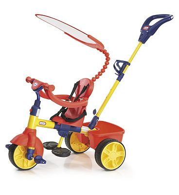 Little Tikes 4 in 1 Trike- Red