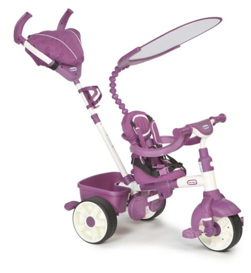 Little Tikes 4-in-1 Sports Edition Trike (Pink)