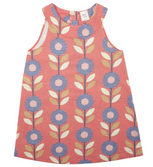 Girls Plant Tunic - Mini Club