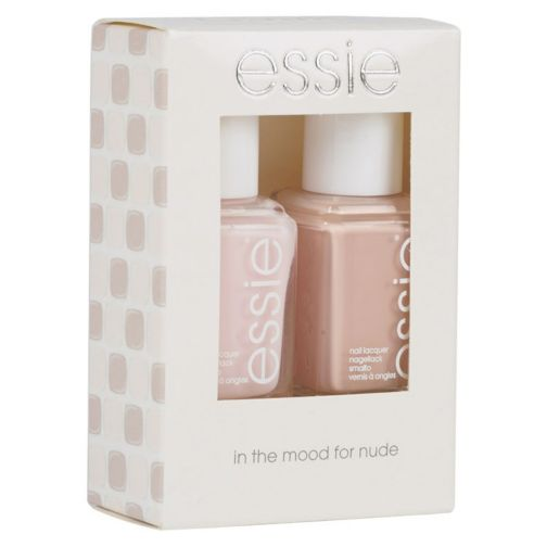 Essie In the Mood for Nude Duo Kit
