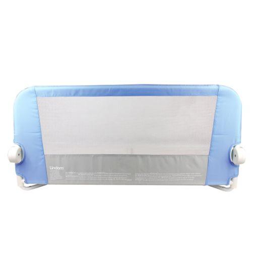 Lindam Safe n Secure Bedrail - Blue