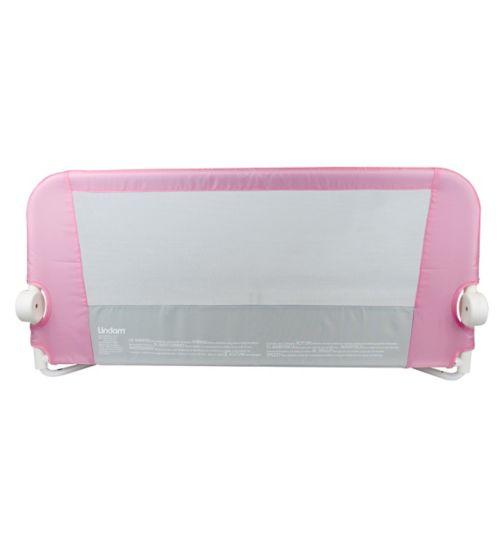 Lindam Safe n Secure Bedrail - Pink