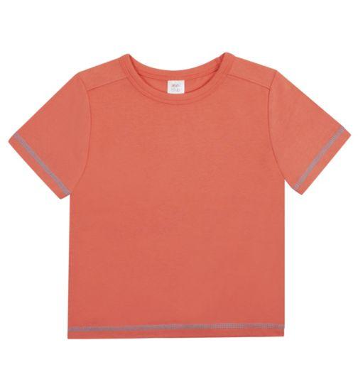 Boys Short Sleeved Tee - Mini Club