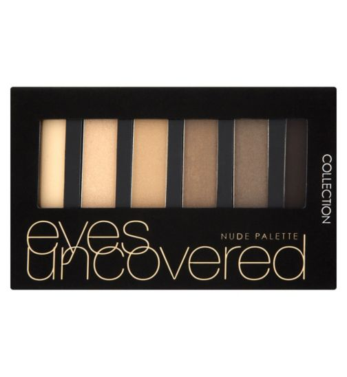 Collection Eyes Uncovered Palette in Nude