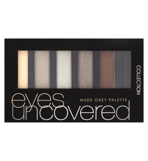 Collection Eyes Uncovered Palette in Nude Grey