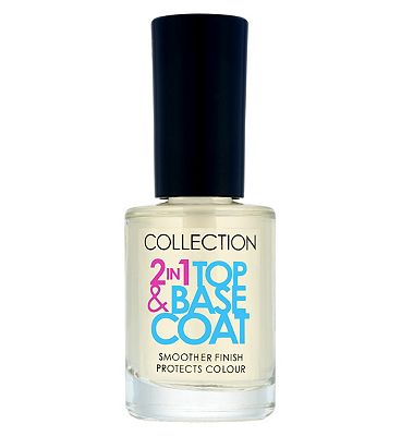 Collection 2-in-1 Top & Base Coat