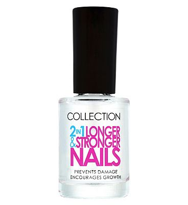 Collection 2-in-1 Longer & Stronger Treatment