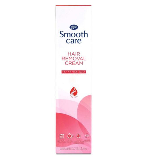 Boots Smooth Care Hair Removal Cream 100ml