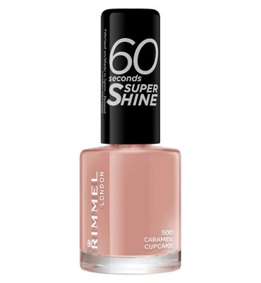 Rimmel London 60 Seconds Super Shine Nail Polish by Rimmel