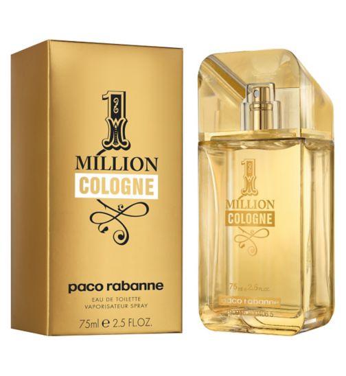 Paco Rabanne 1 Million Cologne Eau de Toilette 75ml