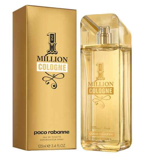 Paco Rabanne 1 Million Cologne Eau de Toilette 125ml