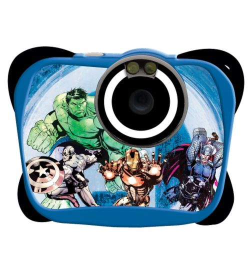 Lexibook Avengers 5MP Digital Camera