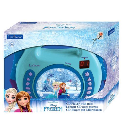 Lexibook Frozen Projection Alarm Clock