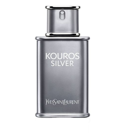 Yves Saint Laurent Kouros Silver Eau de Toilette 100ml