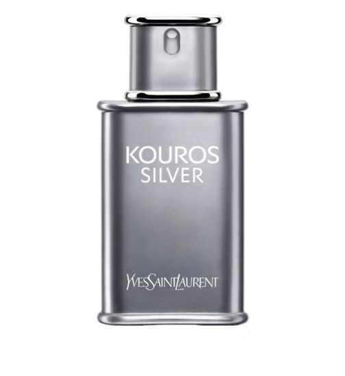 Yves Saint Laurent Kouros Silver Eau de Toilette 50ml