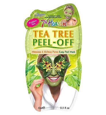 Montagne Jeunesse 7th Heaven Tea Tree Peel Off Mask 10ml