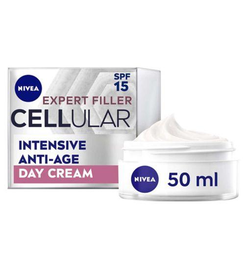 Nivea Cellular Anti-Age Day Cream with SPF 15 50ml