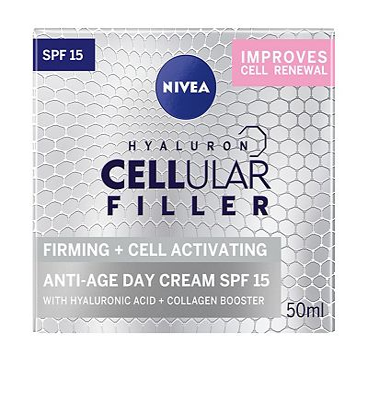 NIVEA Cellular Filler Hyaluronic Acid Anti-Age Face Cream 50ml
