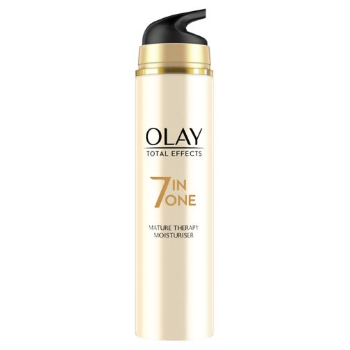 Olay Total Effects 7in1 Mature Skin Therapy Moisturiser 50ml