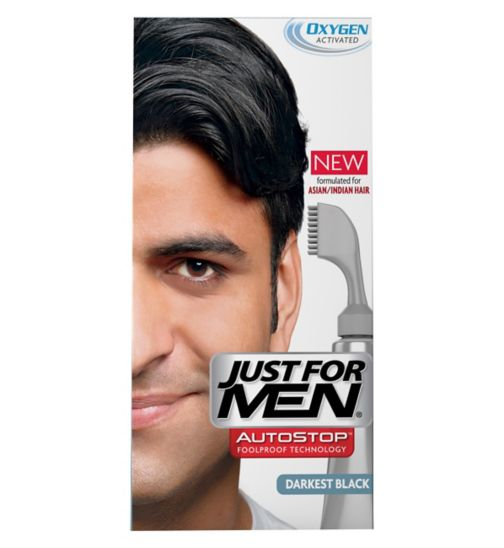 Just For Men Autostop A-65 Darkest Black