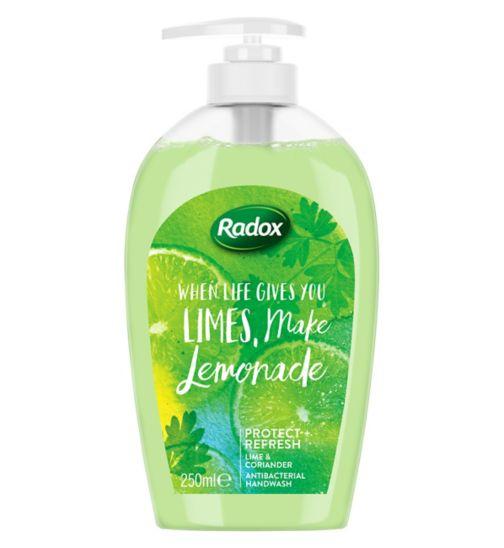 Radox Refreshing + Antibacterial Handwash 250ml