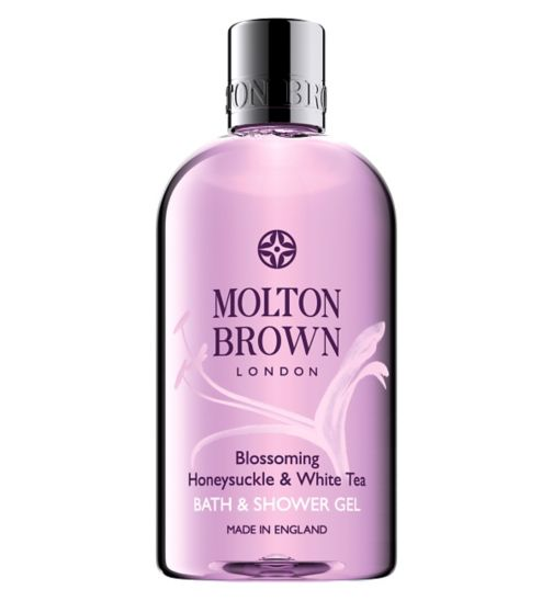 Molton Brown Honeysuckle & White Tea Bath & Shower Wash