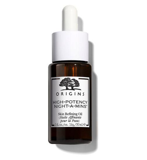 Origins High-potency Night-A-Mins Skin renewing face oil 30ml