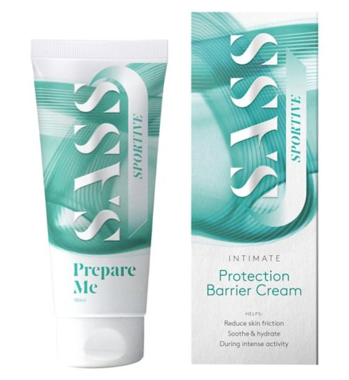 SASS Sportive Intimate Protection Barrier Cream 100ml
