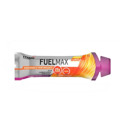 MaxiNutrition FuelMax Endurance Performance Gel Mixed Berry - 70g
