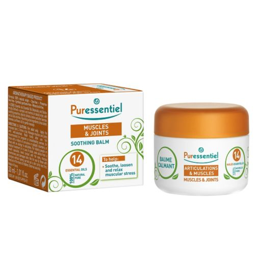 Puressentiel Muscles & Joints Soothing Balm - 30ml