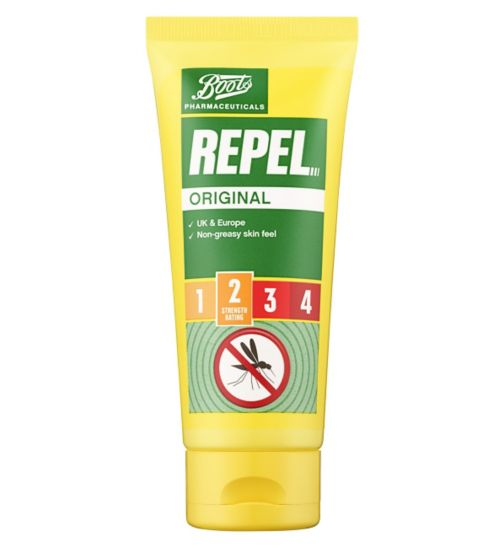 Boots Repel Insect Repellent Lotion 100ml