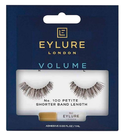 Eylure Volume 100 Eye Lashes - Petite