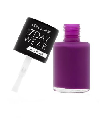 Collection Up To 7 Day Wear Nail Polish by Collection 2000