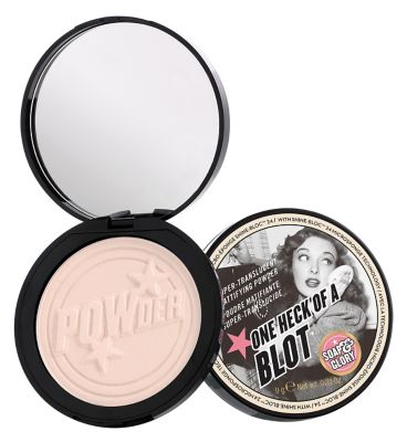 Soap & Glory One Heck Of A Blot Powder