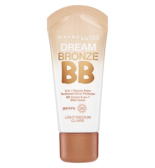Maybelline Dream Bronze BB cream 40g