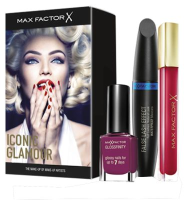 Max Settings Max Factor Summer Gift Set Gwp