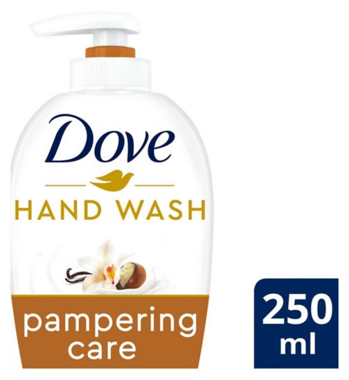 Dove Shea Butter Handwash 250ml